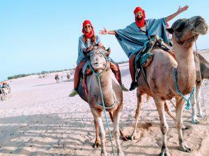 Nômade Digital - Viagem tunísia