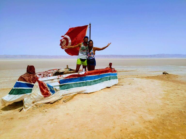 Deserto Sal - Tunisia