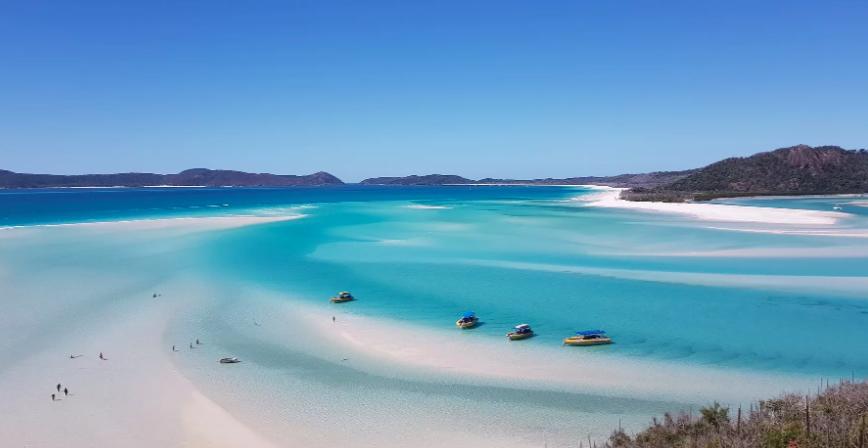 praias mais icónicas do mundo